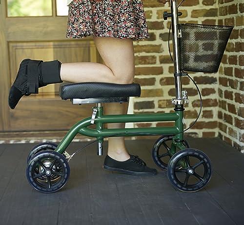 Steerable Knee Scooter