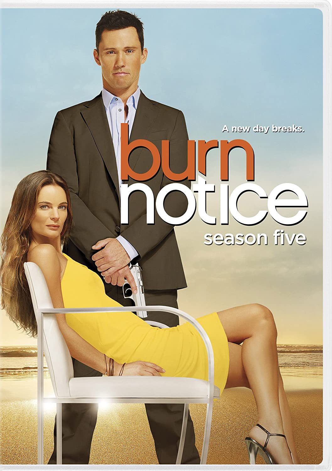 Burn Notice | TuSerie Com