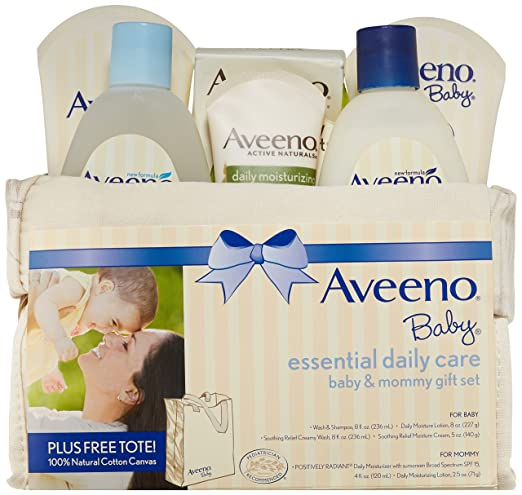 Aveeno Baby and Mommy Gift Set
