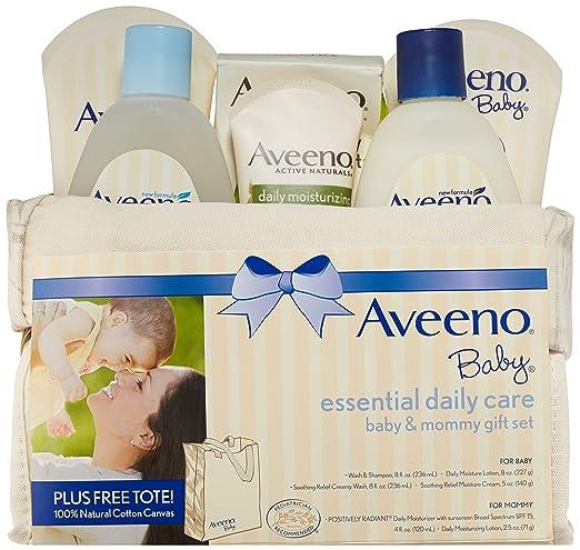 Aveeno Baby and Mommy Gift Set