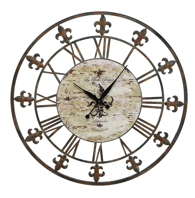 9 Decorative Wall Clocks To Check Time In Style Uniq Home