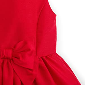 Hope /& Henry Girls Taffeta Holiday Party Dress
