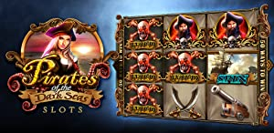 Pirates of the Dark Seas Slots from Rocket Games, Inc.