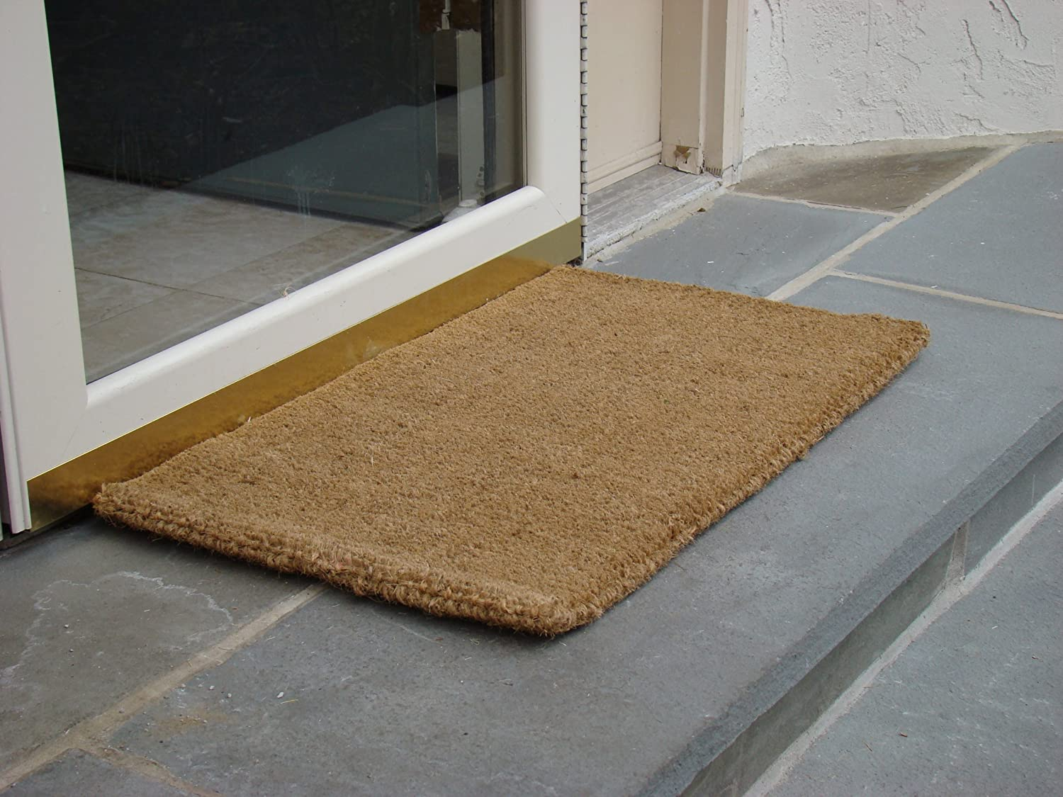 kempf natural coco coir doormat 18 by 30 by 1inch new free shipping