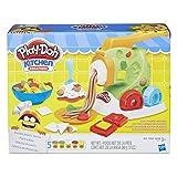 Play-Doh Noodle Makin Mania Set (Color: Multicolor)