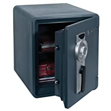 2087F Waterproof One-Hour Fire Safe with Combination  Lock