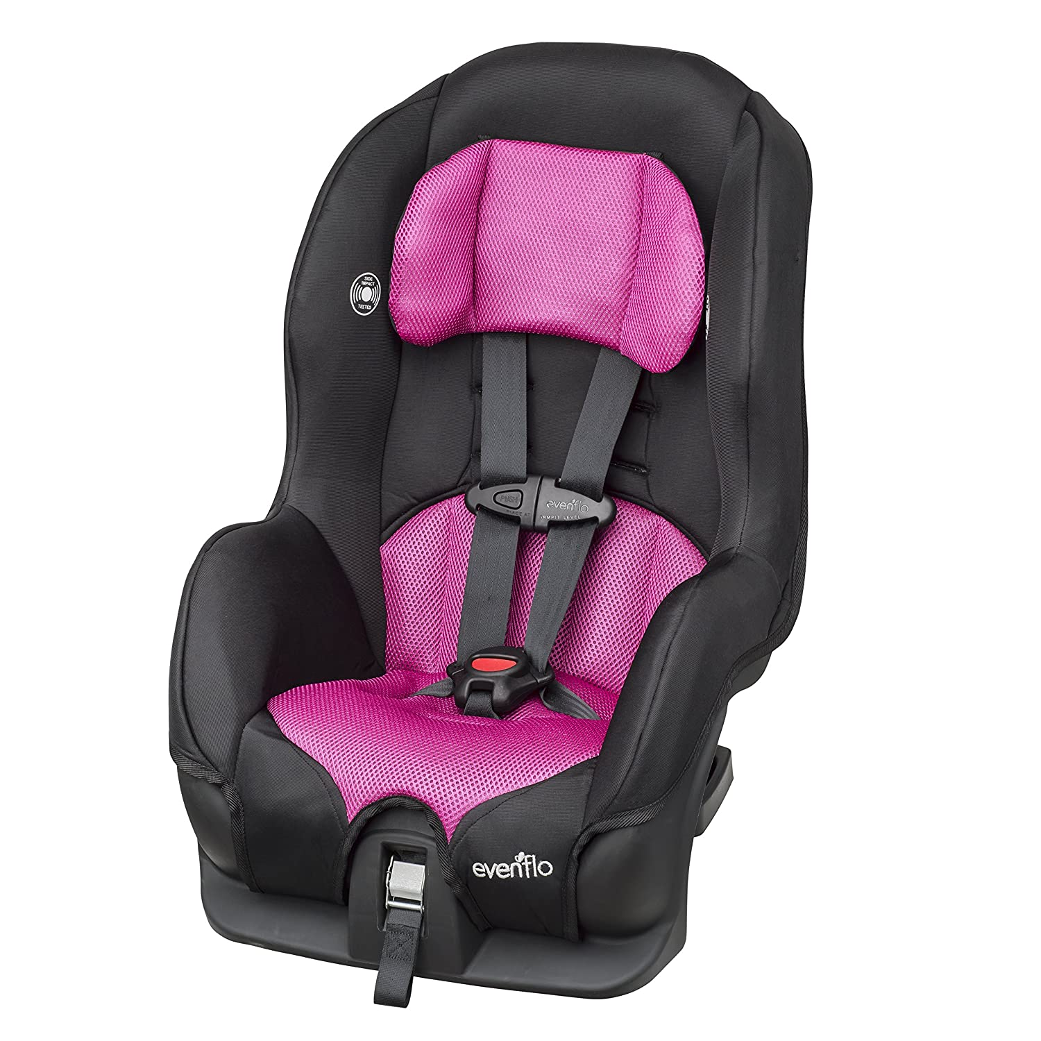 evenflo tribute lx convertible car seat infant toddler baby girls safety child ebay. Black Bedroom Furniture Sets. Home Design Ideas