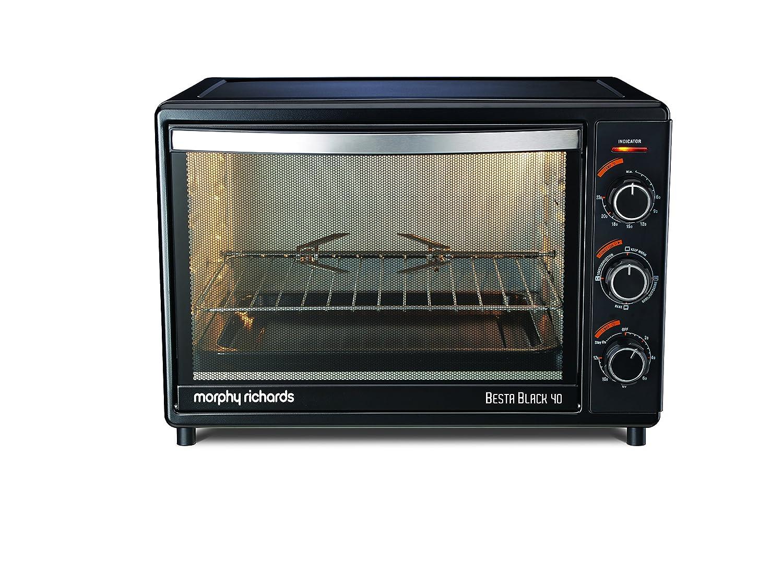 Morphy Richards Besta Black 40 40Ltr Oven..