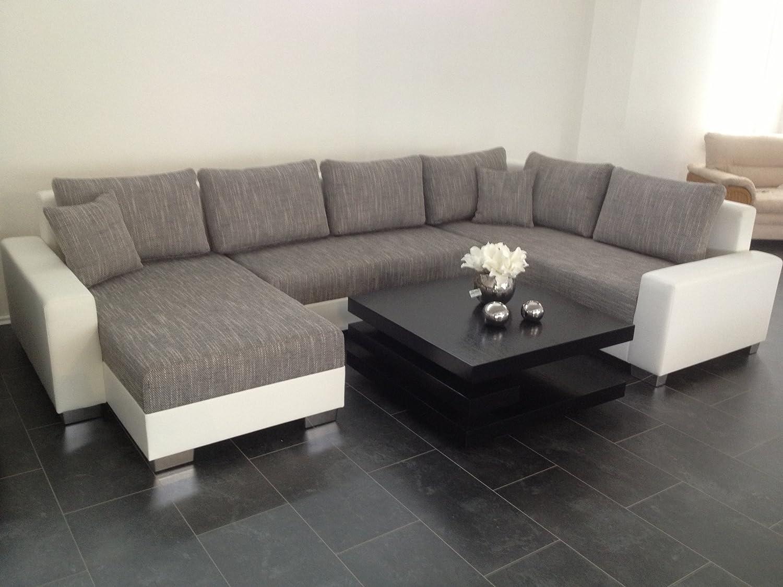 u BETTSOFA SchlafCOUCH Sofa COuch Wohnlandschaft polsterECKe Bettfunktion kaufen