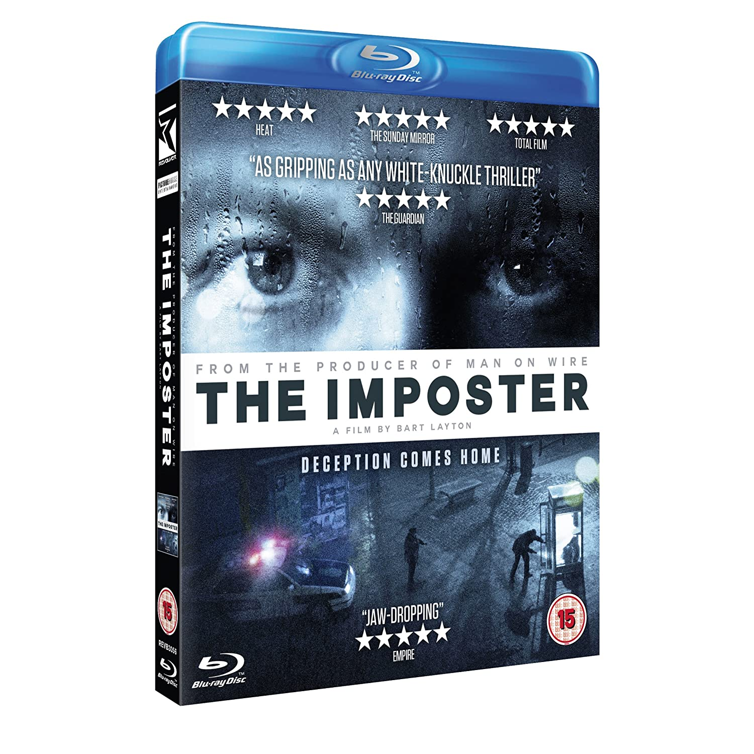 Nothing Fake About Imposter Reviews