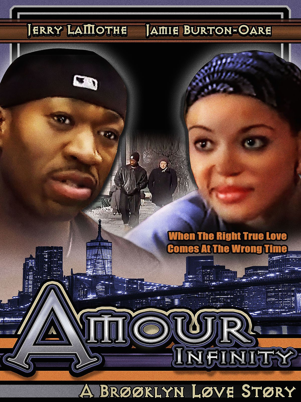 Amour Infinity on Amazon Prime Instant Video UK
