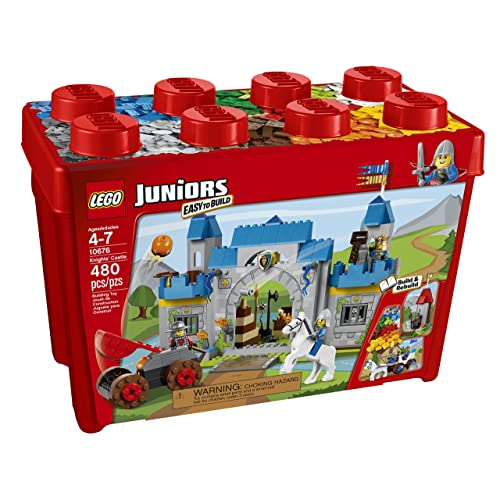 LEGO Juniors Knights Castle 10676 Building Set