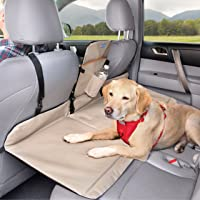 Kurgo Backseat Reversible Dog Bridge Car Seat Extender