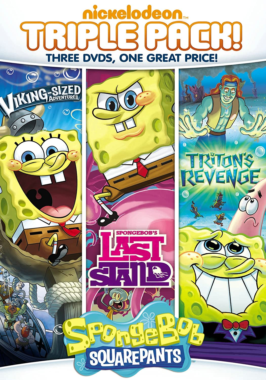 http://www.amazon.com/SpongeBob-SquarePants-Triple-Feature-Adventures/dp/B007ZXW3S2/
