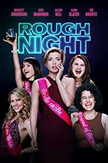 Book Cover: Rough Night
