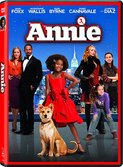 Annie [DVD + UltraViolet Digital Copy]