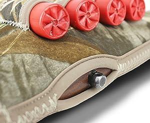Beartooth Comb Raising Kit 2.0 - Neoprene Gun Stock Sleeve + (5) Hi-density Foam Inserts - SHOTGUN MODEL (Realtree Max-5) (Color: Realtree Max-5)