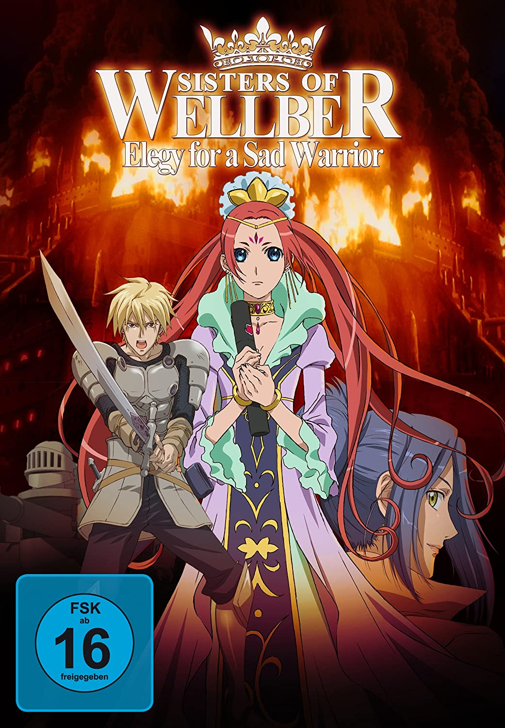 Sisters of Wellber - Elegy for a Sad Warrior, DVD
