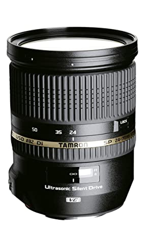 Tamron Objectif SP 24-70 mm F/2,8 Di VC USD - Monture Nikon