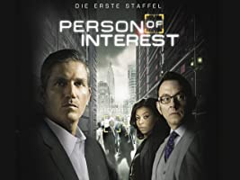 Person of Interest - Die komplette Staffel 1