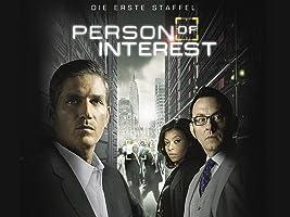 Person of Interest - Die komplette Staffel 1