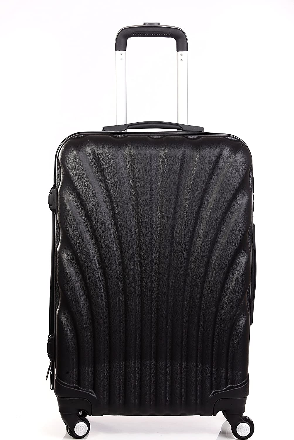 Americano Trolley Bag Polycarbonate At60blk 24 Space