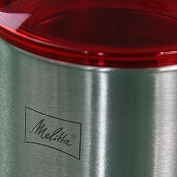 melitta 206070 edelstahl aromadose f r 18 kaffee oder. Black Bedroom Furniture Sets. Home Design Ideas
