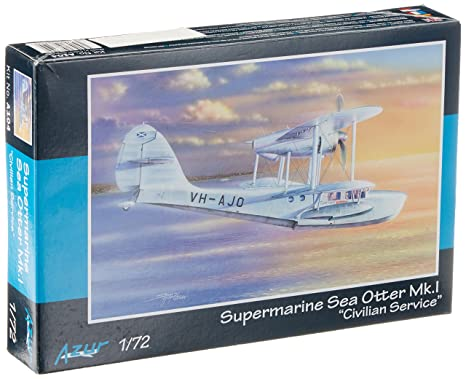 Maquette Supermarine Sea Otter Mk.I Service Civil