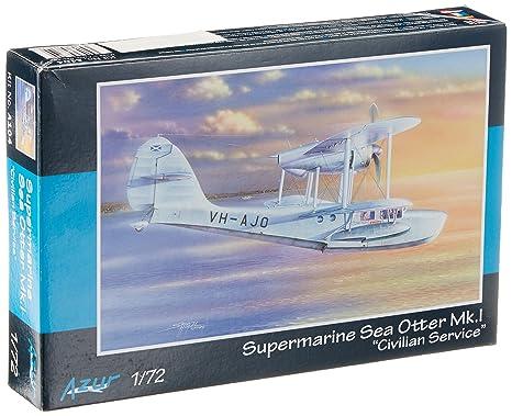 Maquette Supermarine Sea Otter Mk.I Service Civil