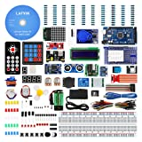 LAFVIN Mega 2560 Project Starter Kit Compatible with Arduino UNO R3 Mega328 Nano with Tutorial