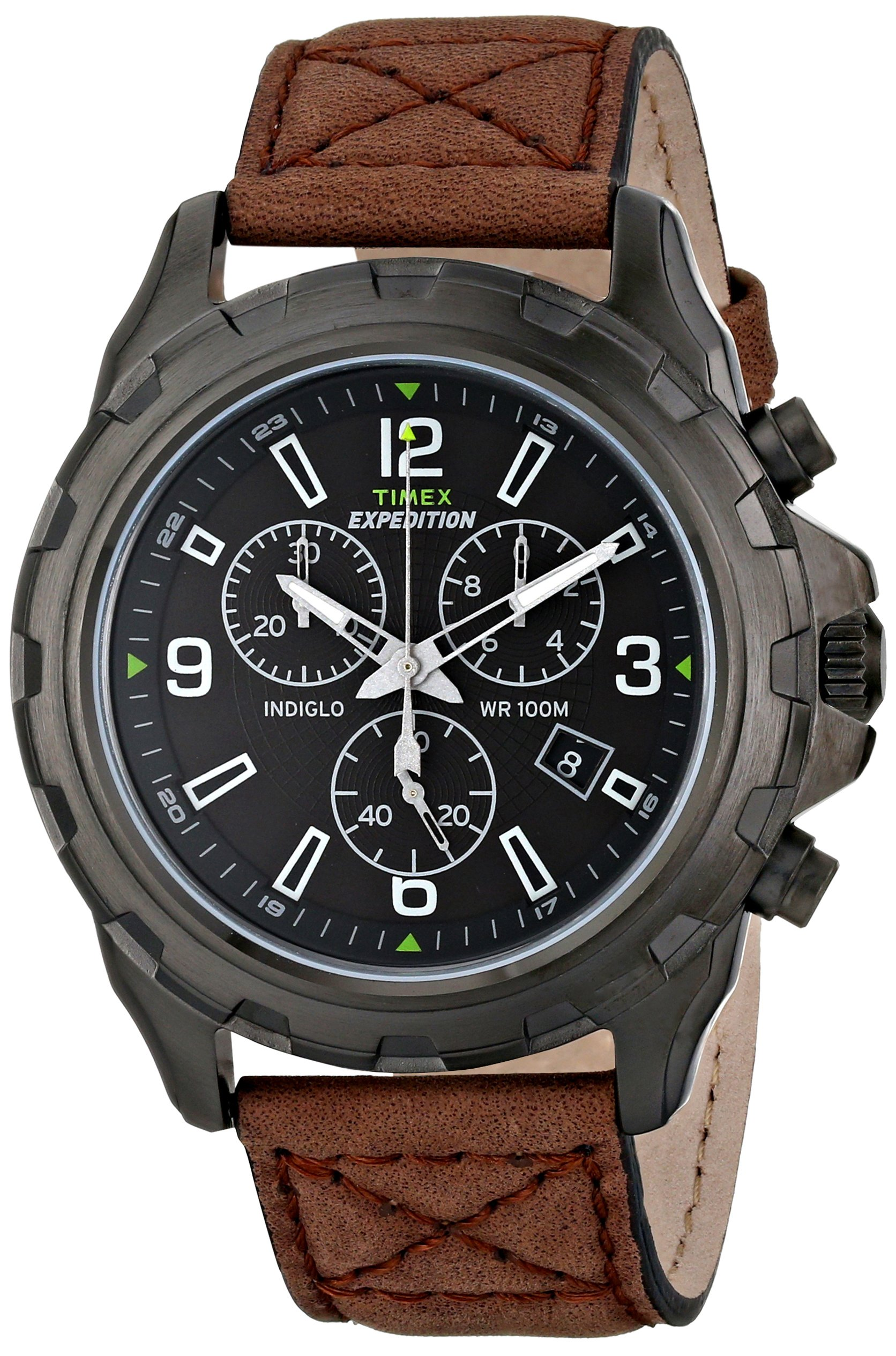 timex s t499869 expedition rugged black with