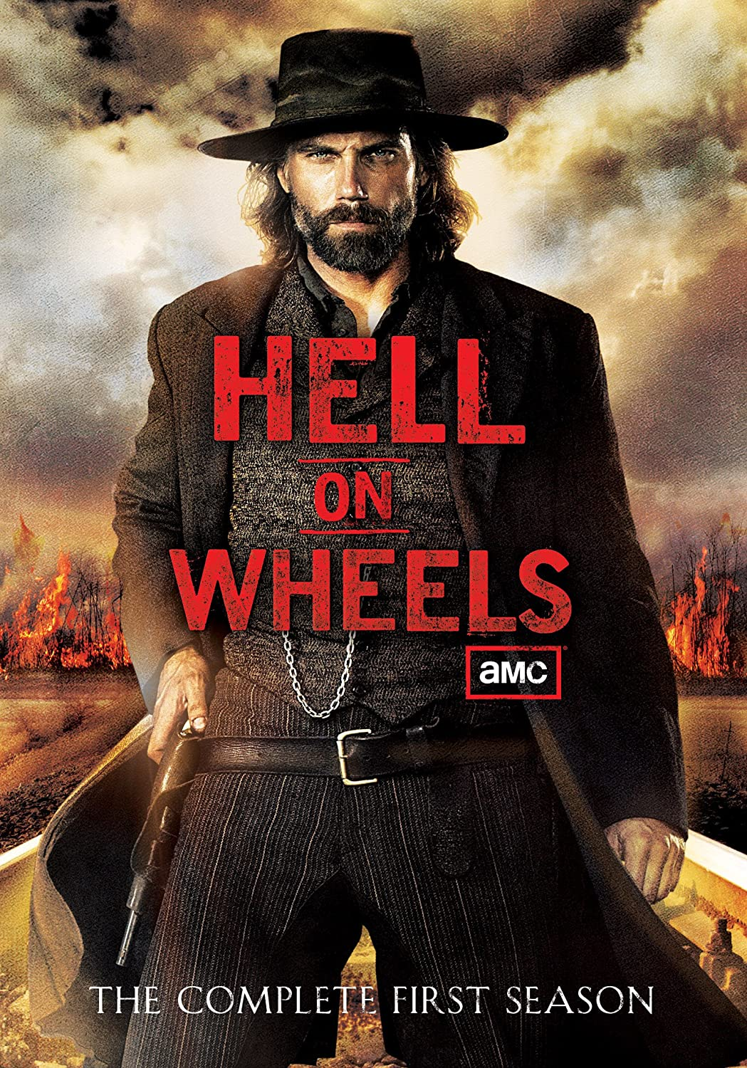 Hell On Wheels - The Complete First Season