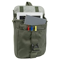 STM Scout 2 Shoulder Bag For iPad - Olive