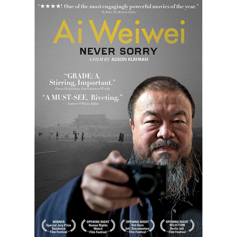 艾未未:从未抱歉 Ai.Weiwei.Never.Sorry.2012.LiMiTED.DVDR