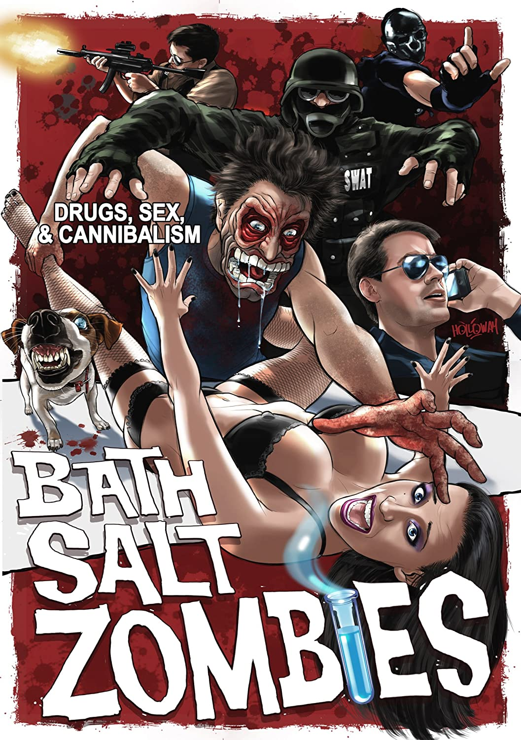 Blow Bath Salt Amazon.com Bath Salt Zombies