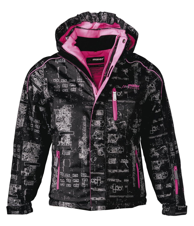Maier Sports Kinder Ski-Jacke Platine mTEX girl günstig
