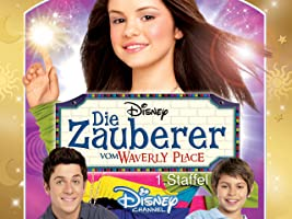 Die Zauberer vom Waverly Place - Staffel 1