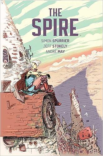The Spire written by Simon Spurrier