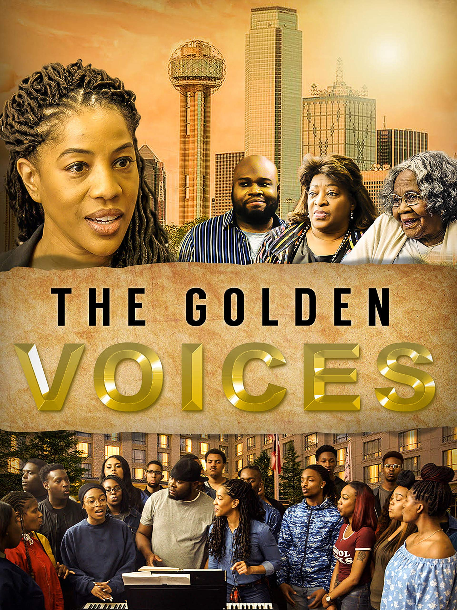 Golden Voices on Amazon Prime Video UK
