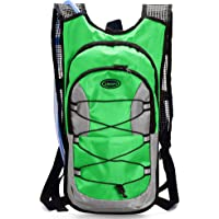 Juboury Hydration Rucksack Backpack with Free 2L Water Bladder