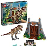 LEGO Jurassic World Jurassic Park: T. rex Rampage 75936 Building Kit, New 2020 (3120 Pieces) (Color: Multicolor)
