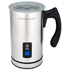 Philippe Taglioni Electric Frother Jug width=