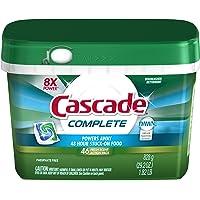 46-Count Cascade Complete ActionPacs Dishwasher Detergent Fresh Scent