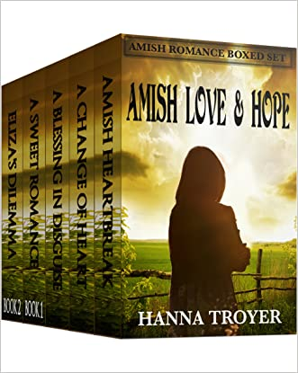 Amish Love & Hope: Amish Romance Box Set