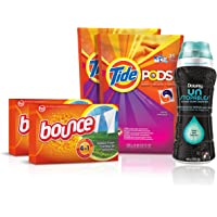 Tide Amazing Laundry (68 Loads) with Tide PODS
