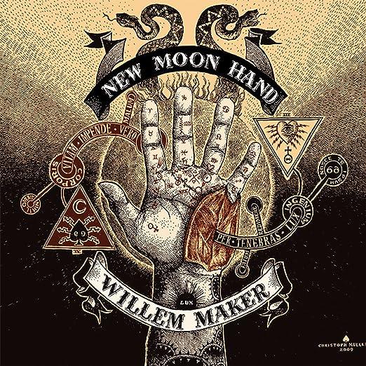 Willem Maker New Moon Hand Amazon.com New Moon Hand
