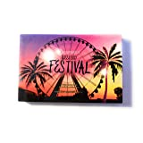 ALL NEW BH Cosmetics Weekend Festival 20 Color Shadow Palette