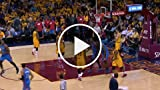 Kevin Durant Throws Down Monster Dunk Against Cavs...