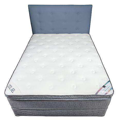 Mozaic Diamond Pillow Top Cool Gel Mattress, Queen