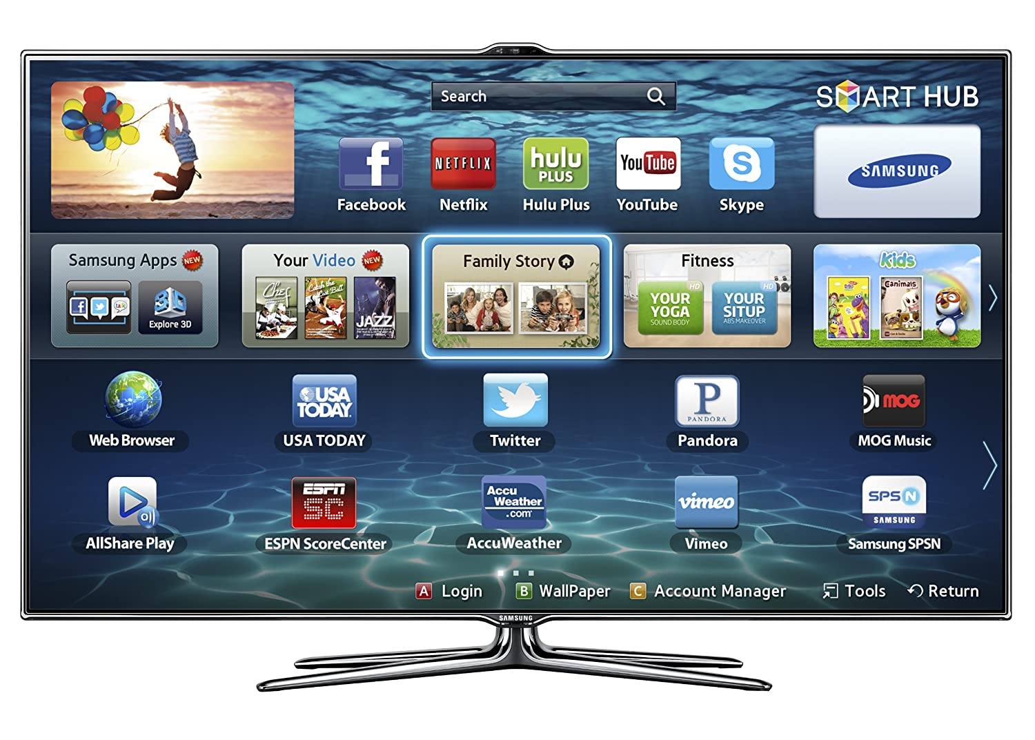 Get a Free Galaxy Tab 2 7-Inch Tablet when Purchased with Select Samsung HDTVs